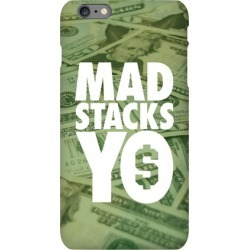 Mad Stacks Yo Phone Case from LookHUMAN found on Bargain Bro India from LookHUMAN for $25.99