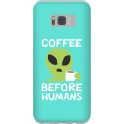 Coffee Before Humans from LookHUMAN