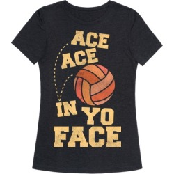 Ace Ace T-Shirt from LookHUMAN