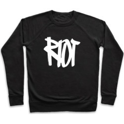 Riot Pullover from LookHUMAN