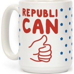 Republi-Can Mug from LookHUMAN