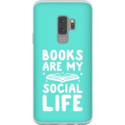 Books Are My Social Life from LookHUMAN