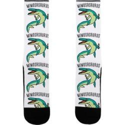 Mimosasaurus Socks from LookHUMAN