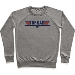 Top Dad Pullover from LookHUMAN found on Bargain Bro India from LookHUMAN for $34.99