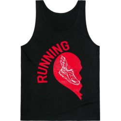 Running Partners (Pt.1) Tank Top from LookHUMAN