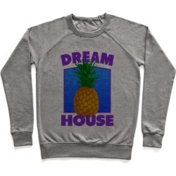 Dream House Pullover from LookHUMAN