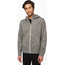lululemon Men's City Sweat Zip Hoodie Thermo, Heathered Muslin Size L found on Bargain Bro from Lululemon UK for £109