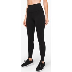 lululemon Women's Wunder Under Pant Hi-Rise, Black Size 2 found on Bargain Bro UK from Lululemon UK