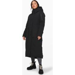 lululemon Women's Winter Warrior Long Parka, Black Size 4 found on Bargain Bro UK from Lululemon UK