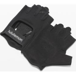 Lululemon Women's Uplift Training Gloves, Black, Size M/L found on Bargain Bro UK from Lululemon UK