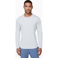 Lululemon Men's 5 Year Basic Ls, Dawn Blue, Size M found on Bargain Bro UK from Lululemon UK