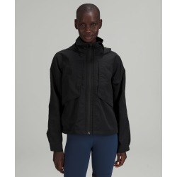 lululemon Women's Always Effortless Jacket, Black Size 10 found on Bargain Bro UK from Lululemon UK