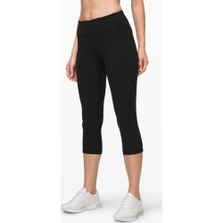 Lululemon Women's Speed Up Crop 21