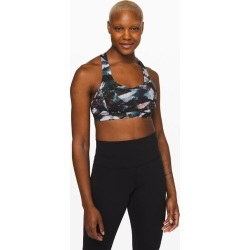 Lululemon Women's Free To Be Serene Bra, Glacier Camo Starlight Multi, Size 10 found on Bargain Bro UK from Lululemon UK