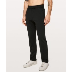 lululemon Men's Discipline PantT, Black Size S found on Bargain Bro UK from Lululemon UK