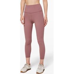 """Lululemon Women's Align Hr Pant 25"""", Red Dust, Size 8"""