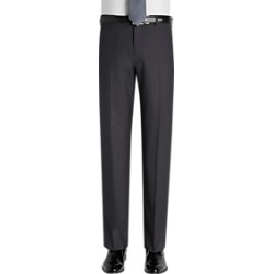 Pronto Uomo Charcoal Slim Fit Casual Pants found on MODAPINS from menswearhouse.com for USD $39.99