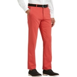 Tommy Hilfiger Coral Modern Fit Casual Pants found on MODAPINS from menswearhouse.com for USD $39.99