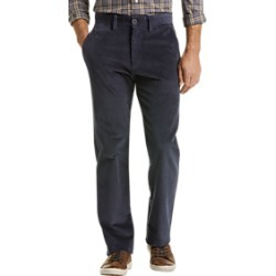 Joseph Abboud Navy Corduroy Modern Fit Casual Pants found on MODAPINS from menswearhouse.com for USD $39.99