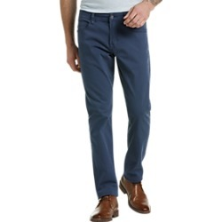 Liverpool Los Angeles Medium Blue Slim Fit Casual Pants found on MODAPINS from menswearhouse.com for USD $98.00
