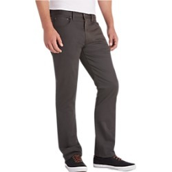 Joseph Abboud Charcoal Classic Fit Casual Pants found on MODAPINS from menswearhouse.com for USD $39.99