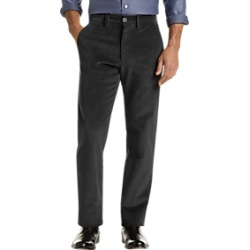 Joseph Abboud Charcoal Corduroy Modern Fit Casual Pants found on MODAPINS from menswearhouse.com for USD $39.99