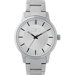 Joseph Abboud Silver Watch found on MODAPINS from menswearhouse.com for USD $110.00