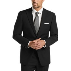 Calvin Klein Black Stripe Slim Fit Suit