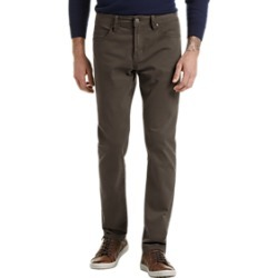 Liverpool Los Angeles Dark Brown Slim Fit Casual Pants found on MODAPINS from menswearhouse.com for USD $98.00