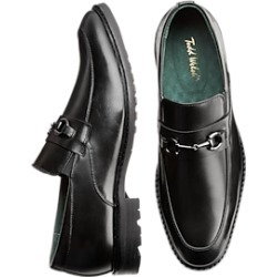 Todd Welsh Black Loafers