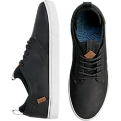 Reef Black Sneakers found on MODAPINS from menswearhouse.com for USD $100.00
