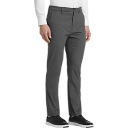Cole Haan Grand.ØS Gray Modern Fit Casual Pants found on MODAPINS from menswearhouse.com for USD $98.50