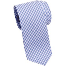 Egara Blue Skinny Tie found on MODAPINS from menswearhouse.com for USD $19.99