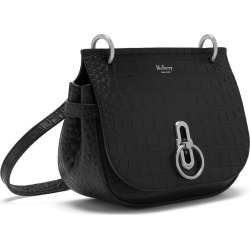 Mulberry Women's Small Amberley Satchel - Black found on Bargain Bro UK from Mulberry
