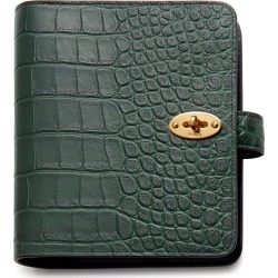Mulberry Postman's Lock Agenda - Mulberry Green found on Bargain Bro UK from Mulberry