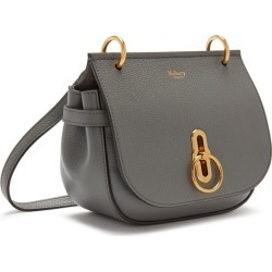 Mulberry Women's Small Amberley Satchel - Charcoal found on Bargain Bro UK from Mulberry