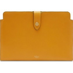 Mulberry Press Stud Tech Pouch - Deep Amber found on Bargain Bro UK from Mulberry
