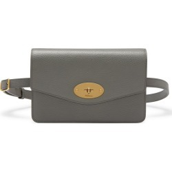 Mulberry Women's Darley Belt Bag - Charcoal found on Bargain Bro UK from Mulberry
