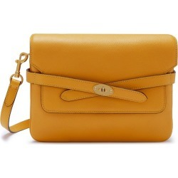Mulberry Women's Belted Bayswater Satchel - Deep Amber found on Bargain Bro UK from Mulberry