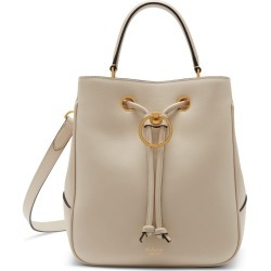 Mulberry Hampstead in Chalk Silky Calf
