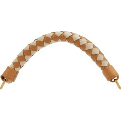 Mulberry Women's Iris Handle - Sable-Chalk found on Bargain Bro UK from Mulberry