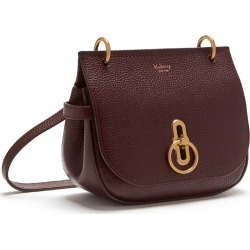 Mulberry Women's Small Amberley Satchel - Oxblood found on Bargain Bro UK from Mulberry