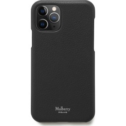 Mulberry iPhone 11 Pro Cover - Black
