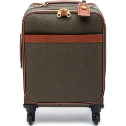 Mulberry Four Wheel Trolley Holdalls - Mole-Cognac found on Bargain Bro UK from Mulberry