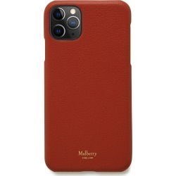 Mulberry iPhone 11 Pro Max Cover - Rust found on Bargain Bro UK from Mulberry