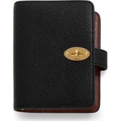Mulberry Postman's Lock Pocket Book - Black found on Bargain Bro UK from Mulberry