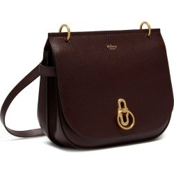 Mulberry Women's Amberley Satchel - Oxblood found on Bargain Bro UK from Mulberry