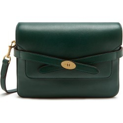 Mulberry Women's Belted Bayswater Satchel - Mulberry Green found on Bargain Bro UK from Mulberry