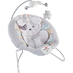 Fisher-Price Deluxe Bouncer: Sweet Dreams Snugapuppy found on Bargain Bro from  for $51.99