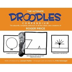 The Ultimate Droodles Compendium: The Absurdly Complete Collection of All the Classic Zany Creations found on Bargain Bro from  for $16.95